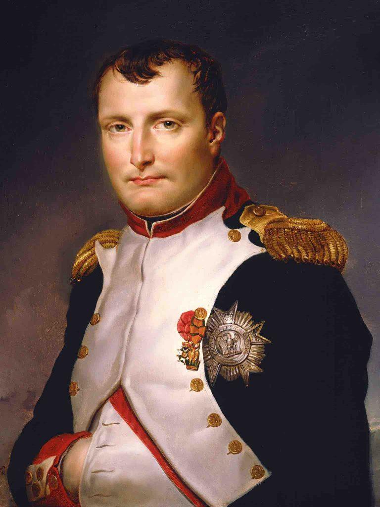 a look at the qualities of the great general napoleon bonaparte In january 1796, napoleon bonaparte proposed to her and they were married on 9 march until meeting bonaparte, she was known as rose , but bonaparte preferred to call her joséphine , the name she adopted from then on.